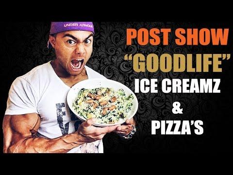 Post Show GOODLIFE - Ice Creamz & Pizza's