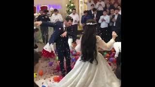 Хабиб Нурмагомедов спел на свадьбе, ШОООККК!!!!!#лезгины#лезгинскаясвадьба#женихиневеста#дагестан