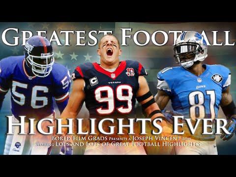 Greatest Football Highlights Ever