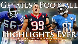 Greatest Football Highlights Ever - Volume 3