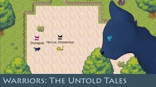 Warriors: The Untold Tales | Episode 1- A Kit Born in Thunderclan!