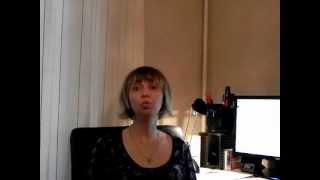 Видео урок по изучению английского языка 01