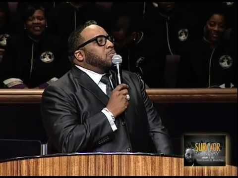 Survivor Sunday Recap 2012 Featuring Dr. Marvin Sapp (Mt.Zion Baptist Church Nashville TN)