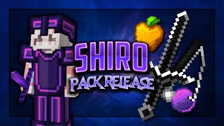 Shiro [32x] Pack & Black and White Edit Pack Release