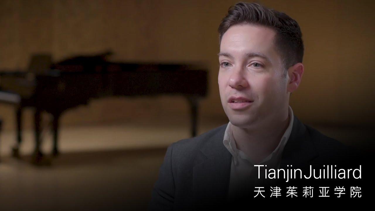 Joel Brennan | Tianjin Juilliard Faculty Portrait