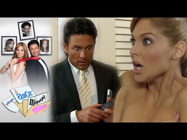 ¡Jesús ve desnuda a Alma! | Porque el amor manda - Televisa