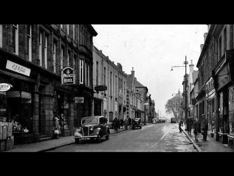 Old Photographs Of Fort William Scotland Youtube