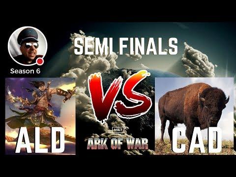 Livestream - ALD vs CAD (SEMI Finals) S.6