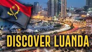 LUANDA 2021 ANGOLA | AFRICAN CITIES TO INVEST IN SERIES