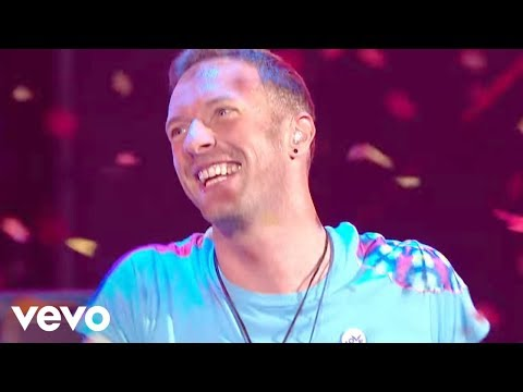 Thumbnail: The Chainsmokers & Coldplay - Something Just Like This (Live at the BRITs)