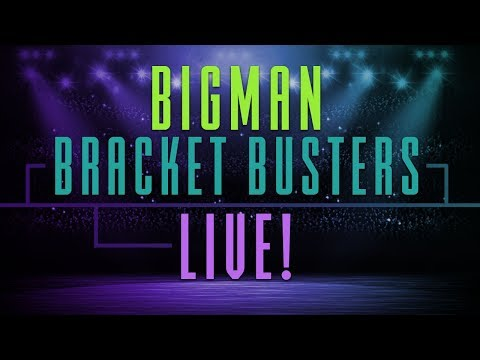 Big Man Bracket Busters | Saturday's Matchups Best Bets & Sw