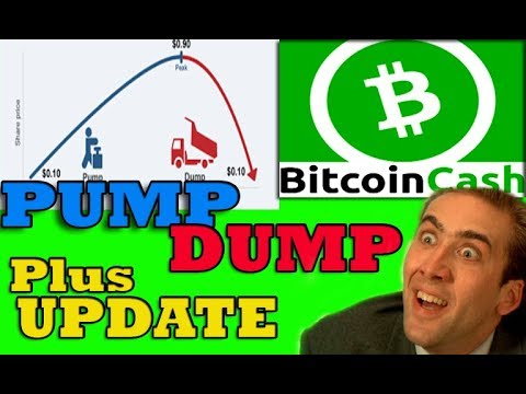 BITCOIN CASH MARKET MANIPULATION!! Plus Update bitconnect, chain groupe, hextra