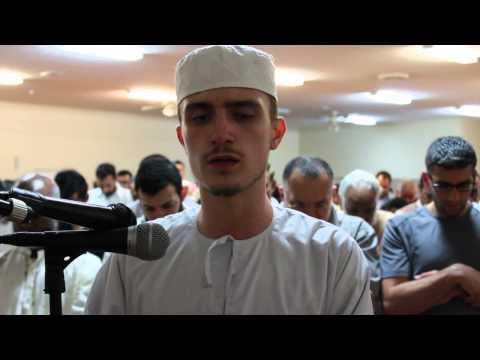Qari Fatih Seferagic (Taraweeh 2014) - Night 28 - Surah Mulk & Qalam