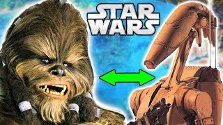 Why The DROID ATTACK on the WOOKIES was IMPORTANT - Star Wars Explained