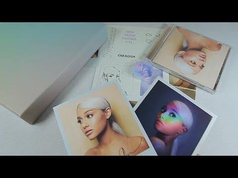ARIANA GRANDE - SWEETENER (Ltd Fanbox) UNBOXING 😱