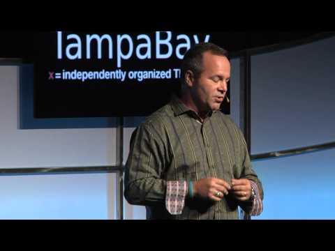 Pushing the Limits of Possibility: Mark Gordon at TEDx TampaBay The Future of Stories
