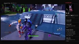 Fortnite giveaway purple skull tropper | raiders revenge axe | 1v1