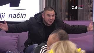 Zadruga 4 - Tara i Car u nikad ozbiljnijoj svađi - 16.11.2020.