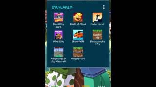 Android Minecraft gta san andreas haritası indirme ve kormasi.