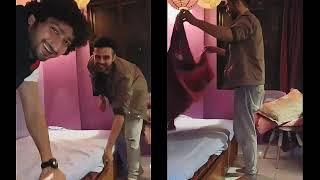 Kunal Karan Kapoor Sleeping Over At Friends House 20-01-19