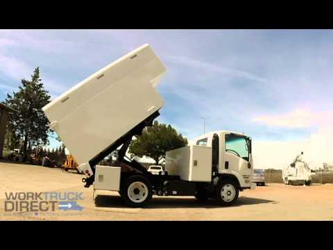 Isuzu NRR Truck with Arbortech Chip Body for Sale | Arbor & Tree Service  Vehicles
