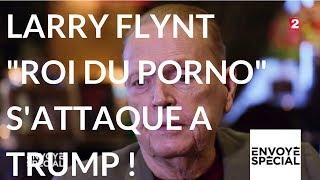Envoyé spécial. Larry Flynt veut faire chanter Trump - 9 novembre 2017 (France 2)