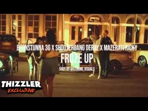 Mazerati Ricky, BornStunna 3G, Shootergang Deray  Froze Up Exclusive Music Dir StrongVisuals