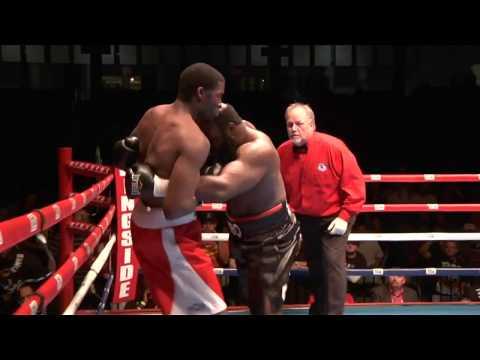 Kimbo Slice CRAZY Boxing Knockout