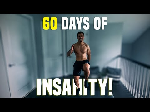 My 60 Day Insanity Transformation!