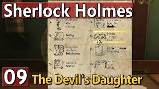 UNLÖSBARES BILDERRÄTSEL!? ► Sherlock Holmes The Devils Daughter #9