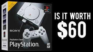 Is the PlayStation One Classic Worth $60?