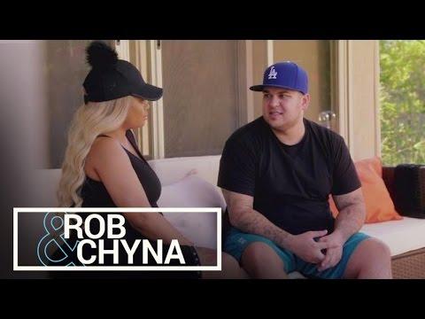 Rob & Chyna | Rob Kardashian Apologizes to Blac Chyna | E!