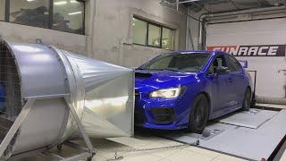Сколько дует Subaru Wrx Sti  - японцы не врут? Замер, разгон, педаль в пол