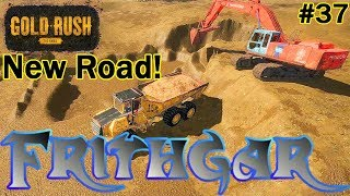 Let's Play Gold Rush The Game #37: Using The New Road!