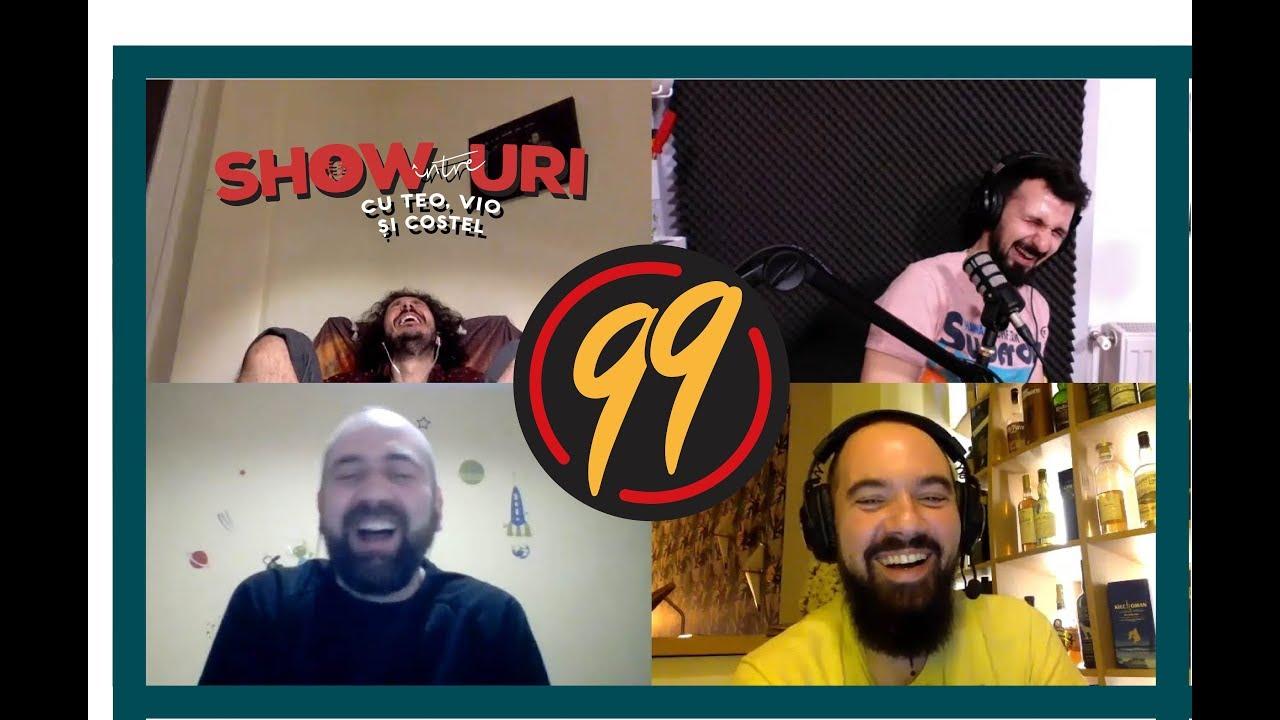 Podcast #309 | Știri din Akasha | Între showuri cu Teo, Vio și Costel