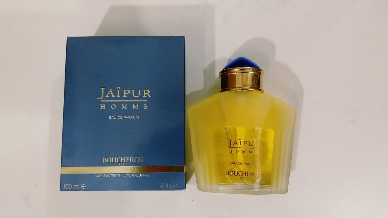 Jaipur Fragrance Edp Pour Homme Review Boucheron AjLcq34R5