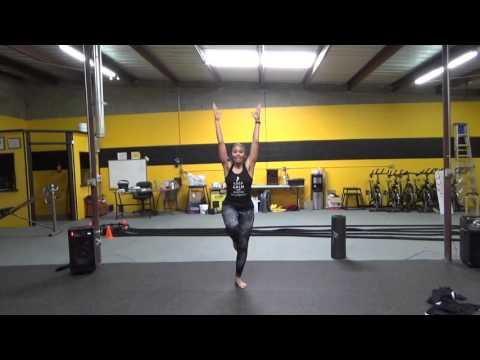 Barefoot Cardio Fitness