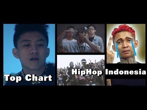 Top Chart ( Januari - Maret ) • Hip-Hop Indonesia 2018 •