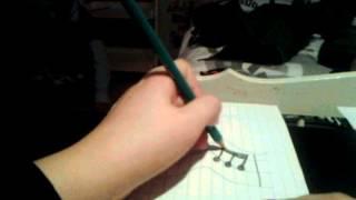 comment dessiner violetta