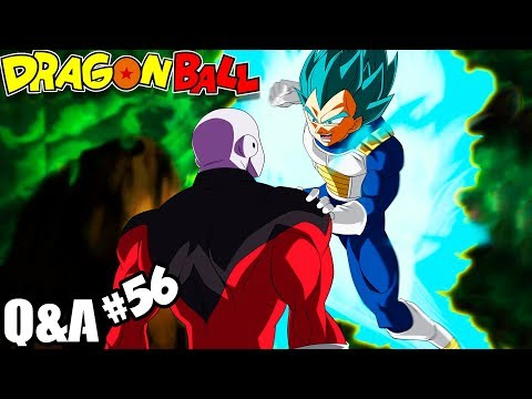 Why Doesn't Vegeta Go Super Saiyan God? Vegeta Surviving Jiren? The Next Arc - Dragon Ball Q&A #56