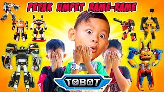SERUU!! Petak Umpet Bersama 7 Tobot Bareng Teman-teman | Playing Hide and Seek With Tobot Indonesia
