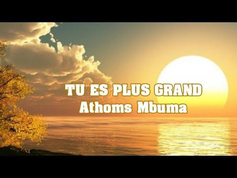 TU ES PLUS GRAND - (monene Oza Monene)Nadege