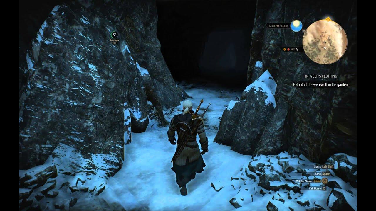 The Witcher 3: Wild Hunt - Enhanced Ursine Boots |Location| - YouTube