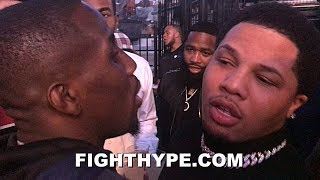 GERVONTA DAVIS AND TEVIN FARMER GO AT IT & TRADE WORDS; BRONER WATCHES, ERROL SPENCE STEPS IN thumbnail