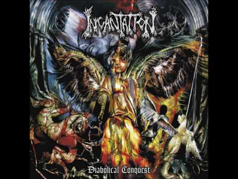 Incantation - Diabolical Conquest (Full Album)