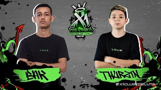 X1 BAK VS THURZIN !! EVENTO DA GARENA