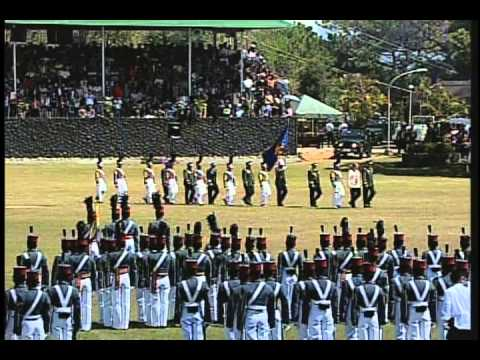 108th Commencement Exercises of the PMA Pudang Kalis Class of 2013 03/17/2013