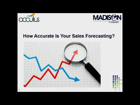 Madison Company Occulus Launch Webinar