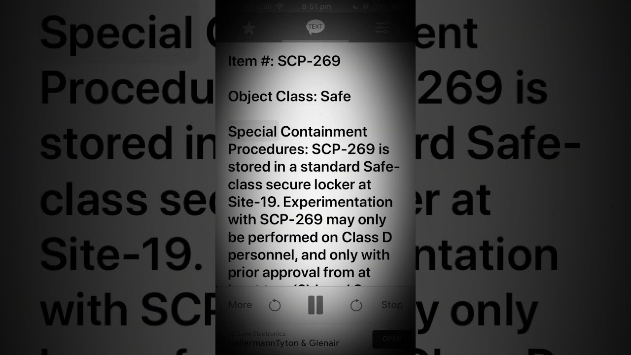 Scp 269
