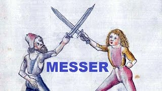 Langes Messer or long knife - the Germanic falchion-relation